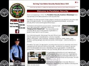 Pendleton Security