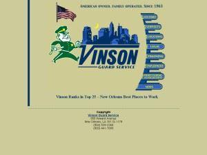 Vinson Guard Service