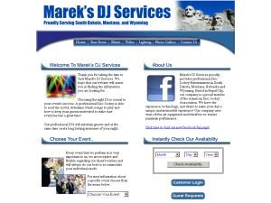 Mareks DJ Services