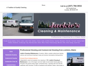 Jackie's Cleaning & Maintenance