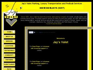 Jays Valet Parking