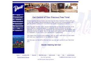 Dazzle Cleaning Service