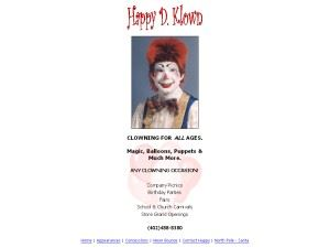 Happy D Klown