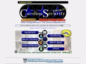 Carolina Security & Wiring