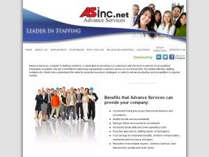 Advance Services