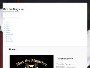Max The Magician