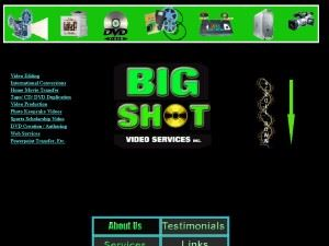 Big Shot Video Services