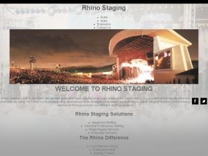 Rhino Staging and Event Solutions