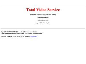 Total Video Service