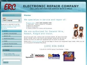 Electronic Repair Company