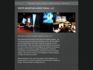 White Mountain Audio Visual