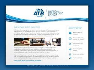 American Technology Rentals, Inc