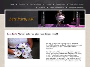 Let's Party Event