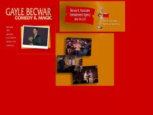 Gayle Becwar Comedy & Magic