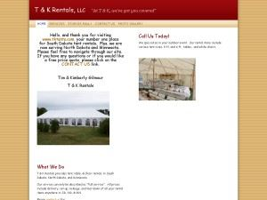 T and K Tent Rental