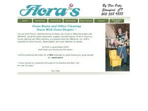Flora's Full Cleaning Service