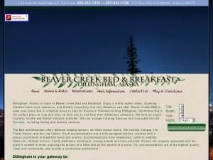 Beaver Creek Bed And Breakfast & Auto Rentals
