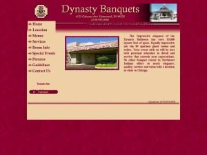 Dynasty Banquets