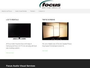 Focus Audio Visual Services Limited