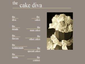 The Cake Diva