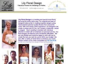 Lily Floral Design