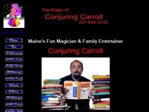 Conjuring Carroll