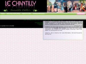 Le Chantilly Fine Pastries