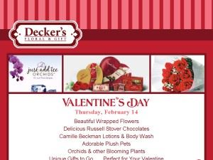 Decker's Floral and Gift