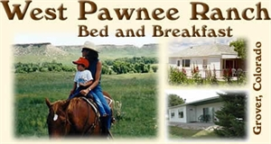 West Pawnee Ranch Bed & Breakfast