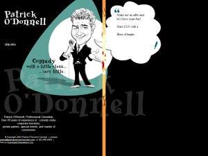 Patrick O'Donnell Comedy