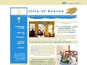 slice of heaven