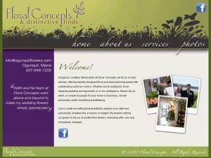 Floral Concepts & Distinctive Finds