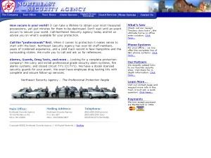 Northeast Security Agency