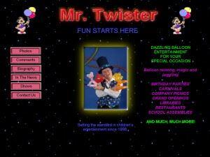 Mr Twister