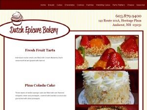 Dutch Epicure Bakery