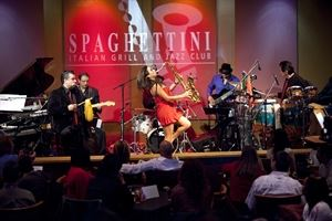 Spaghettini Grill & Jazz Club