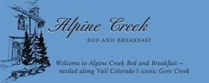 Alpine Creek Bed and Breakfast