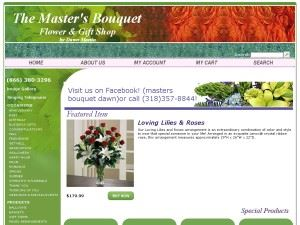 The Master's Bouquet By Dawn Martin