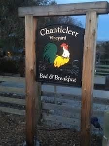 Chanticleer Vinyeyard Bed & Breakfast