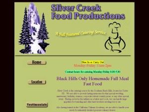 Sliver Creek Food Productions