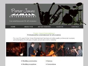 Porter Jones Entertainment Incorporated