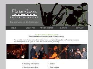 Porter Jones Entertainment Incorporated