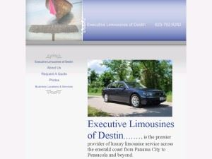 Executive Limousines of Destin - Fayetteville