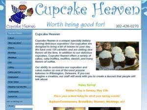 Cupcake Heaven