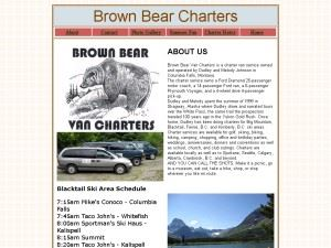 Brown Bear Charters