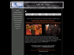 A Big Sky Event - Wedding Officiant