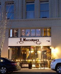 T Maccarone's Restaurant