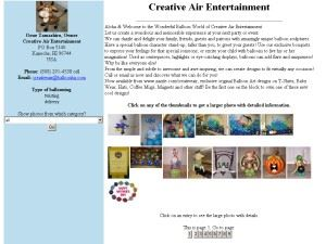 Creative Air Entertainment
