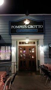 Pompei's Grotto