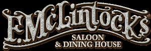 F. McLintocks Saloon